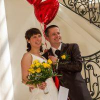 Hochzeit von Ines und Jens in Dresden