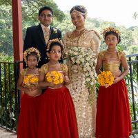Hochzeit in Sri Lanka